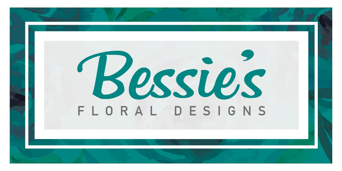 bessies floral logo