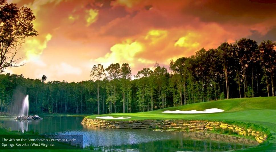 glade springs golf podcast image