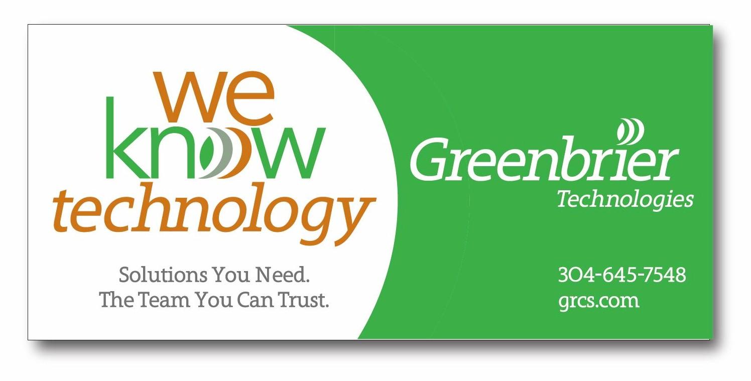 greenbrier tech billboard