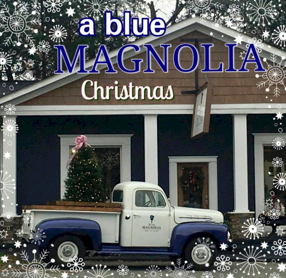 blue magnolia shop small b